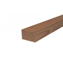 Lärche, Glattkant, 42x72mm