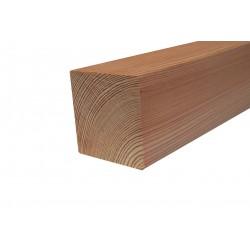 Lärche, Glattkant, 90x90mm